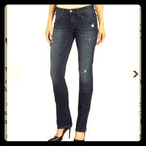 Joe's Jeans hi Waist Straight Leg 30x34.5
